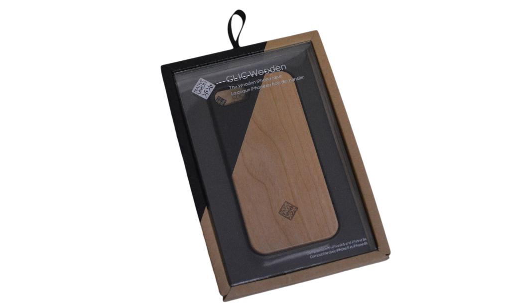 Native Union CLIC Wooden iPhone 5-5s Box