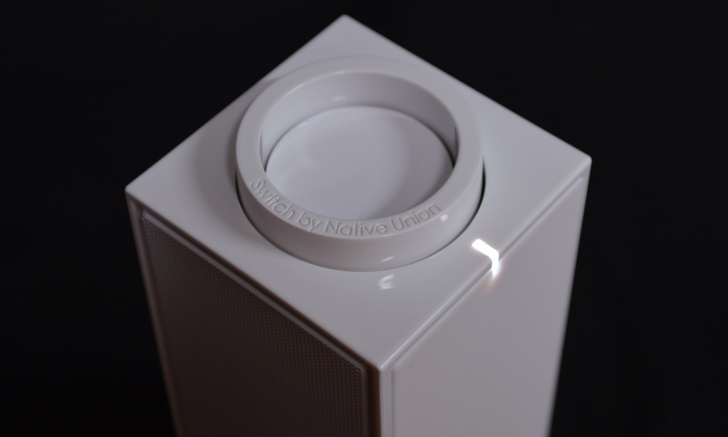 Native Union Switch Speaker Dial