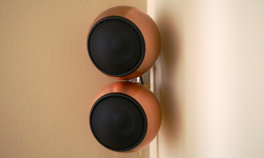 Orb Audio Mod2X With Wall Mount Rear Surround