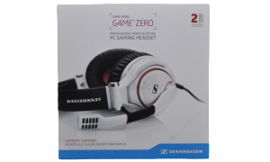 Sennheiser G4ME SERIES G4ME ZERO Gaming Headset Box Front