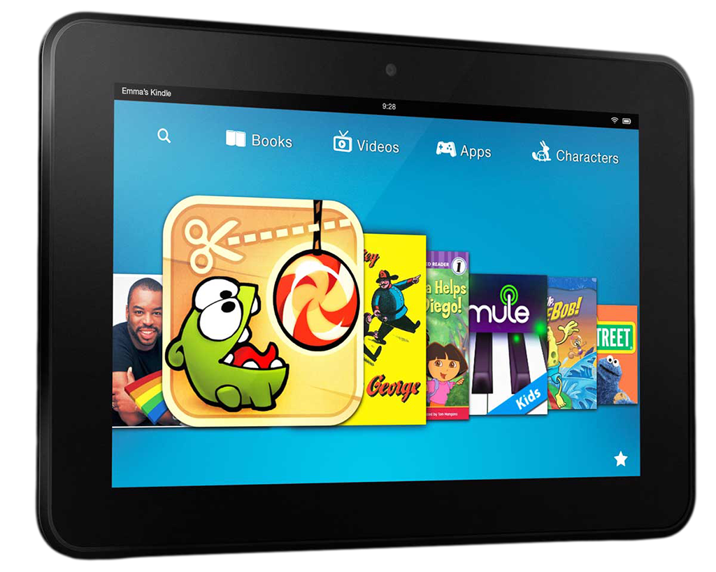 Sideload Android Apps Kindle Fire