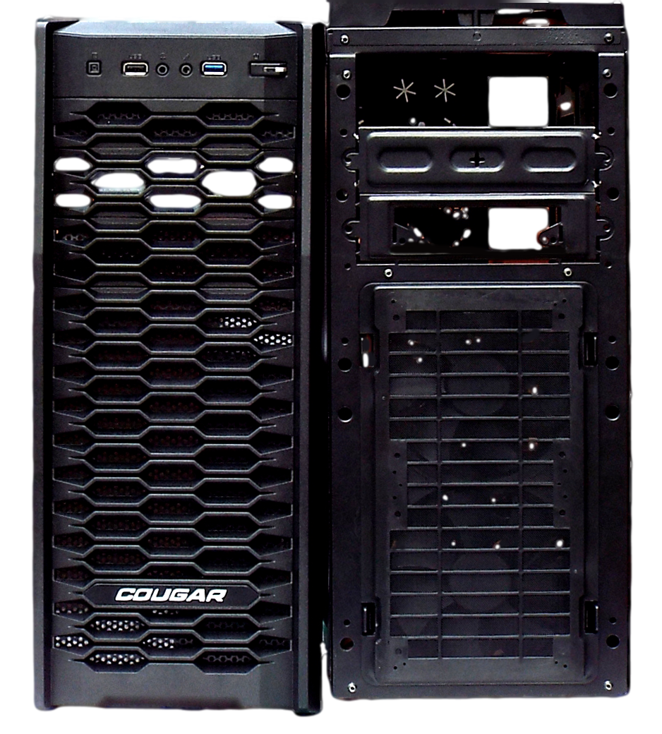 MX300 image 16 front panel off alongside chassis 4-5