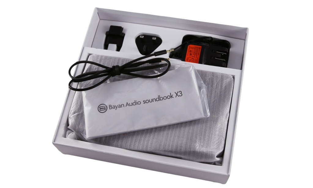 BAYAN AUDIO SOUNDBOOK X3 CONTENTS
