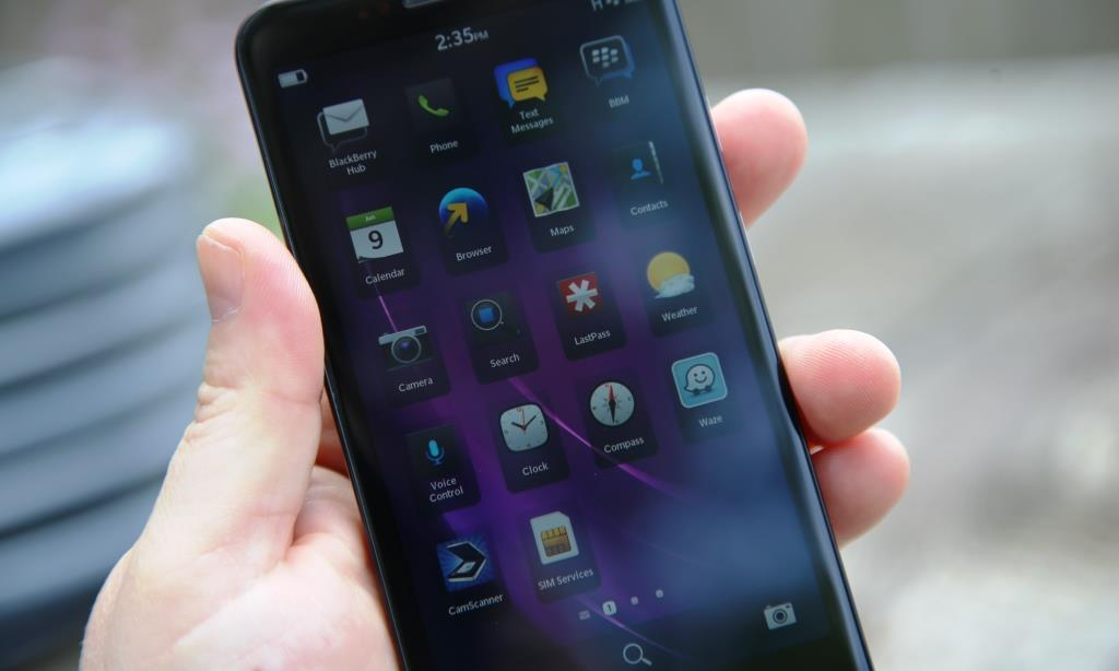 BlackBerry Z30 2