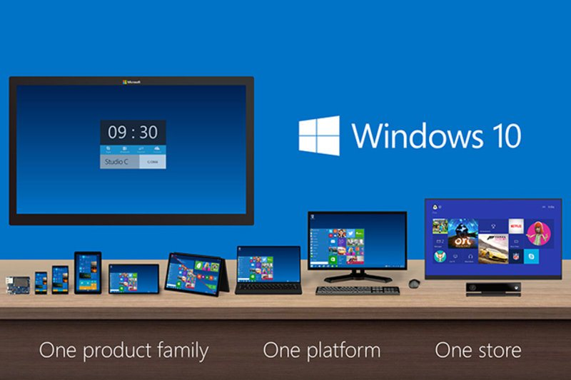 Windows 10 - Product Family