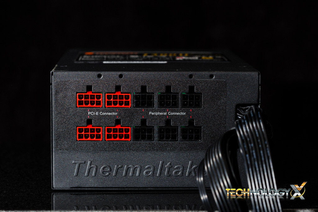 Thermaltake Toughpower 1500W Gold Modular Connections