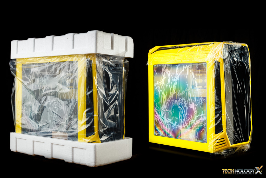 BitFenix AEGIS Case Package Protection