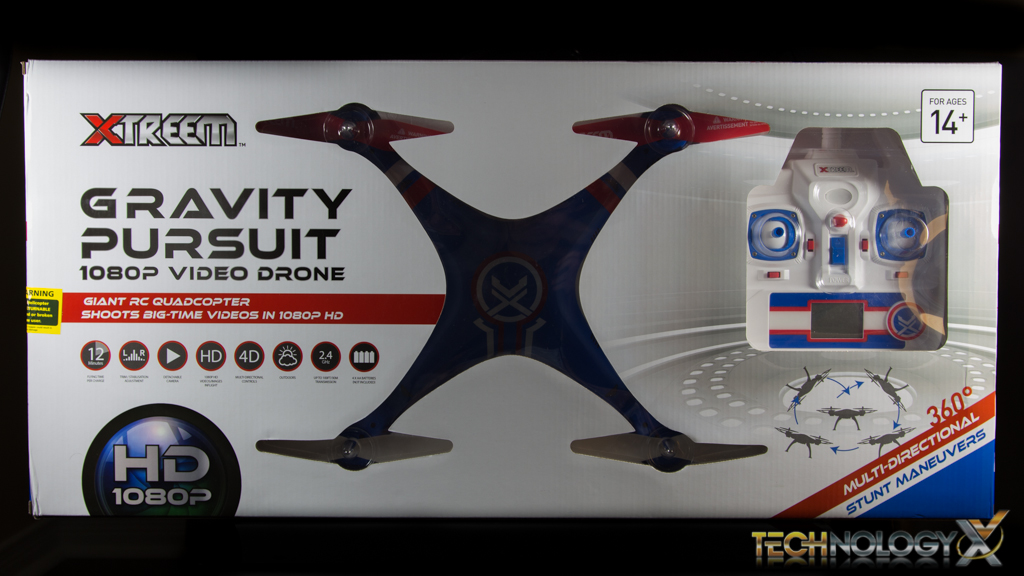 Swann Xtreem Gravity Pursuit Drone-70