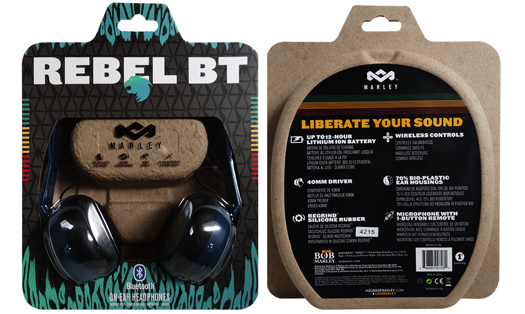 Marley Rebel BT Headphones (2 of 7)
