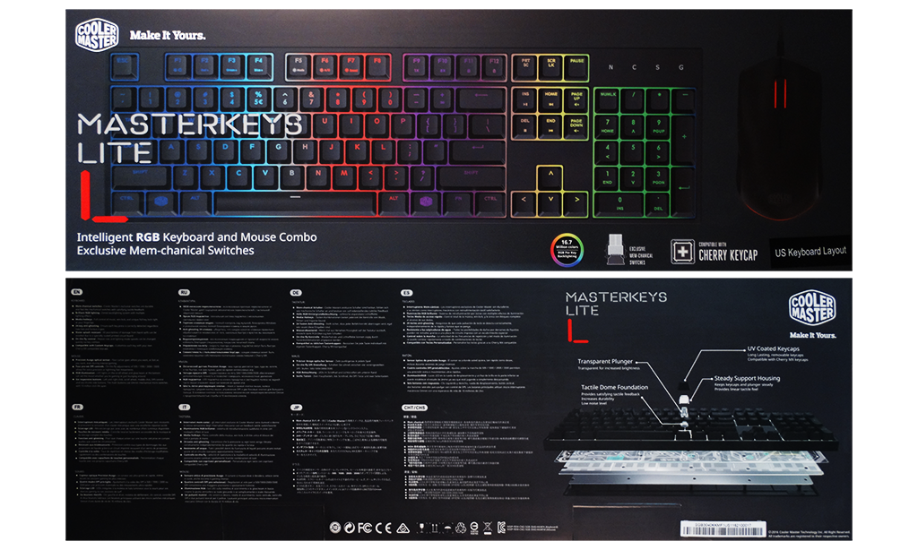 Cooler Master's Masterkeys Lite L Combo (9 of 16)