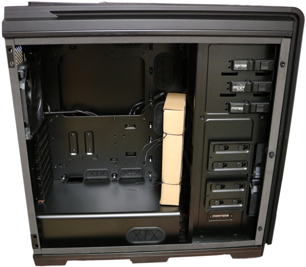 Phanteks Luxe tempered